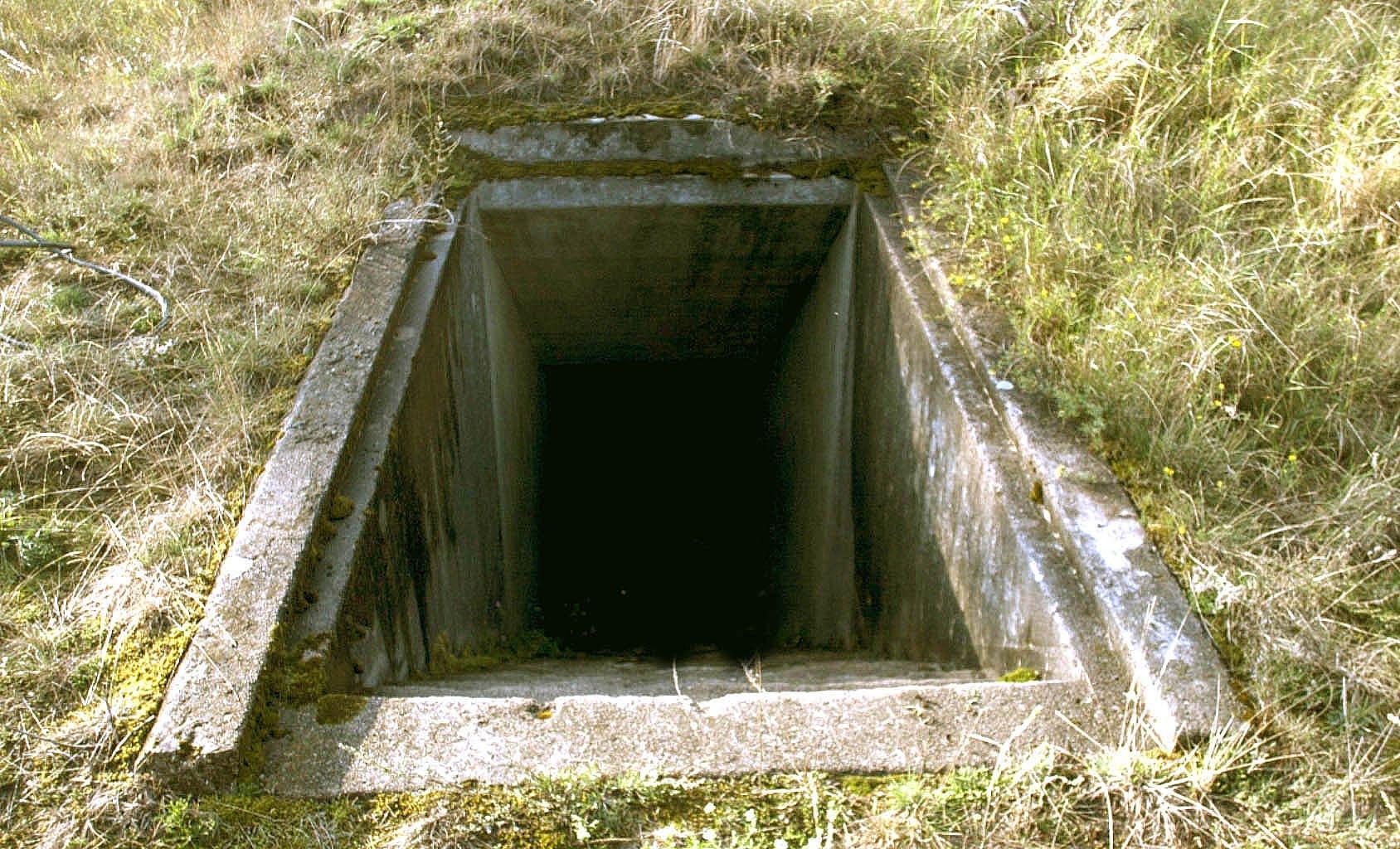 Komandinis nuotykis bunkeriuose